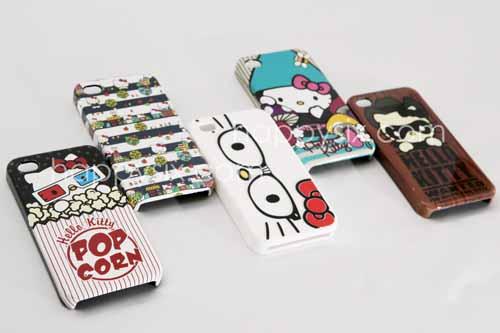 Hello Kitty iPhone 4 Cases