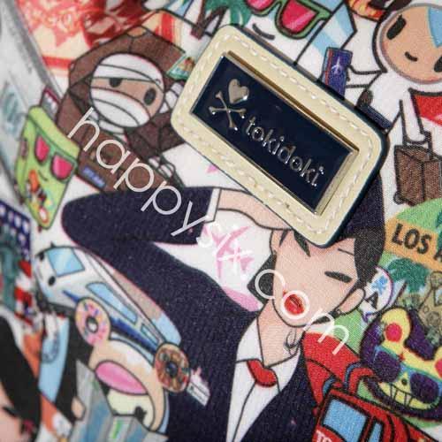 tokidoki Ramblers Enamel Logo Plate