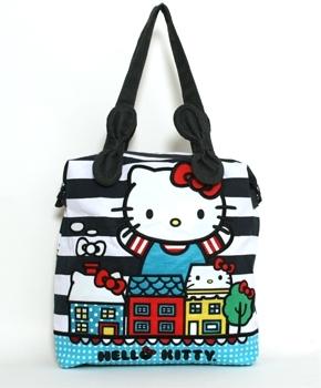 Kitty City Tote Bag