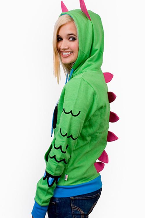 So So Happy Dinosaur Hoodie at Happy Six