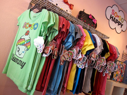 So So Happy Shirts at Our Boutique