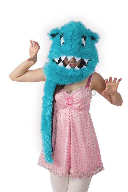 Twinkles Furry Monster Hat