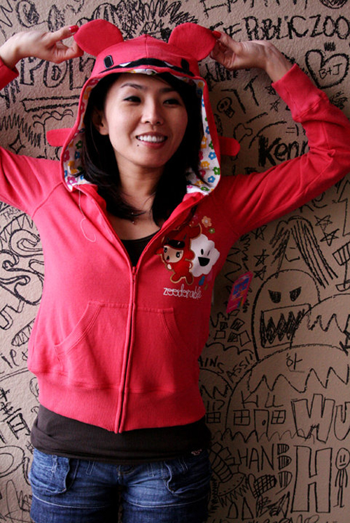 Zoodorable Monster Hoody at Happy Six
