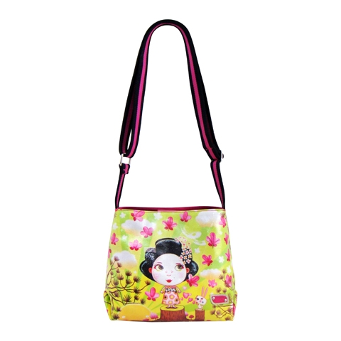 Tookata People Geisha Crossbody Bag
