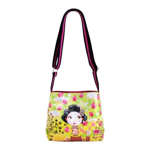 Tookata People Geisha Crossbody Bag