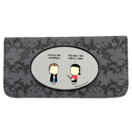 Angry Little Girls Vampire Wallet