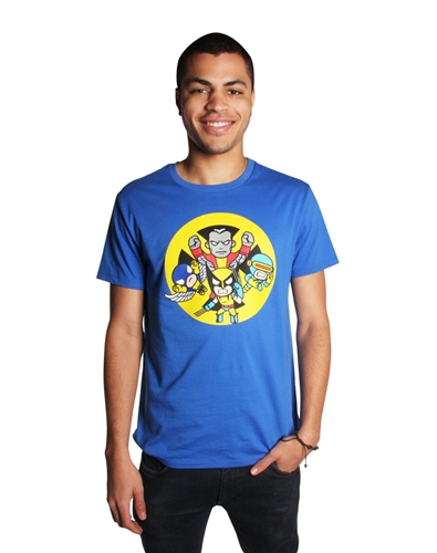 Tokidoki x Marvel X-Men Attack Tshirt