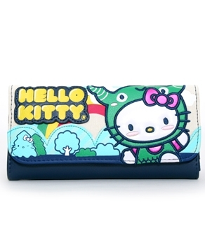 Hello Kitty Monsters Wallet