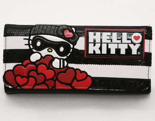 Hello Kitty Love Bandit Wallet